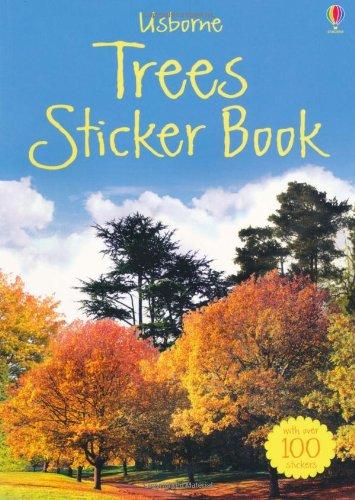 Trees (Usborne Spotter's Sticker Guides)