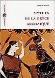 echange, troc Timothy Gantz - Mythes de la Grèce archaïque