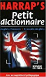 echange, troc Isabelle Elkaim, Lynda Carey, Anne Kansau, Anna Stevenson - Harrap's Petit dictionnaire : Anglais/français, français/anglais