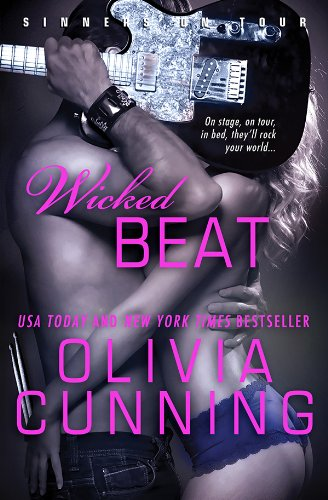 Wicked Beat (The Sinners on Tour) by Olivia Cunning