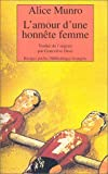 L'Amour d'une honnête femme (French Edition) (2743610891) by Munro, Alice