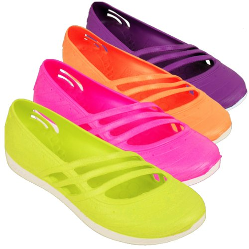 Adidas Womans QT Comfort Jelly Shoe Trainers Sandals Water Jellies Pool Shoes