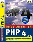 Jetzt lerne ich PHP 4 . Die OpenSource-Skriptsprache zur Programmierung dynamischer Webseiten (3827258839) by Matt Zandstra