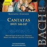 Edition Bachakademie Vol. 45 (Geistliche Kantaten Bwv 146-147)