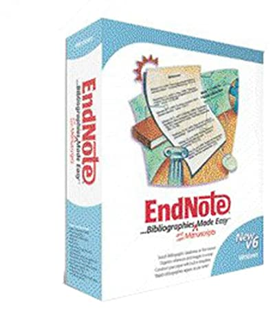 Endnote 6.0