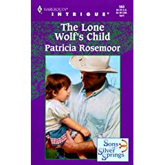 Lone Wolf'S Child (Sons Of Silver Springs) (Harlequin Intrigue)