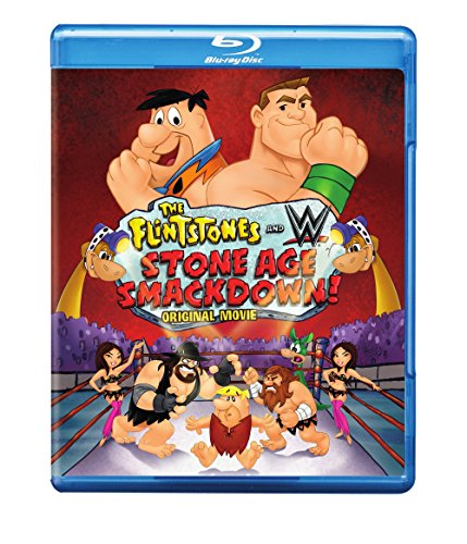 The Flintstones & WWE: Stone Age Smackdown (Blu-ray+DVD+UltraViolet Combo)