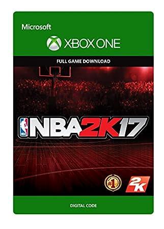 NBA 2K17 - Pre-Load - Xbox One Digital Code