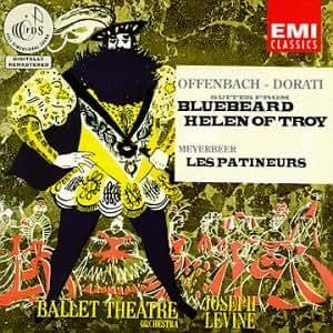Bluebeard / Ballet Suite / Les Patineurs