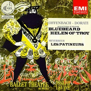 Bluebeard/Helen of Troy/Patine