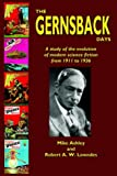 The Gernsback Days (0809510553) by Mike Ashley