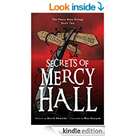 Secrets of Mercy Hall (Thorn Gate Trilogy Book 2)