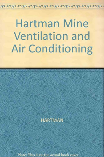 Hartman Mine Ventilation and Air Conditioning