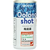 Ito En Oolong Shot, 6.4 Ounce (Pack of 30)