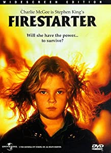 "Cover of ""Firestarter"""