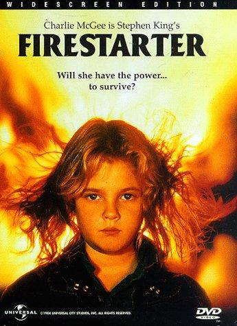 Firestarter / Порождающая огонь (1984)