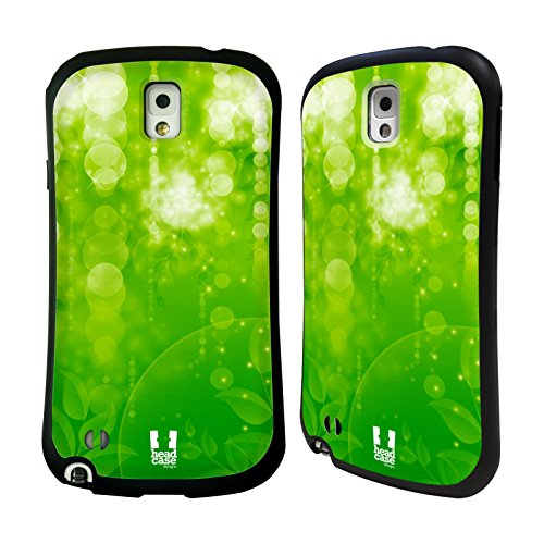 Head Case Designs Spring Four Seasons Hybrid Gel Back Case for Samsung Galaxy Note 3 N9000 N9002 N9005