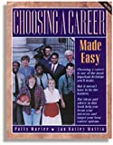 img - for Choosing a Career Made Easy (Made Easy Series) book / textbook / text book