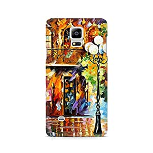 Mobicture Pattern Premium Designer Mobile Back Case Cover For Samsung Note 4 N9108