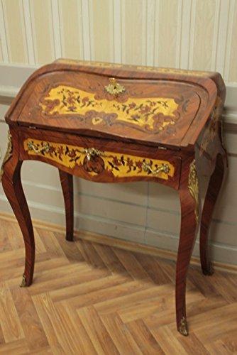 Scrittoio scrivania barocco stile antico louisxv lads0750g