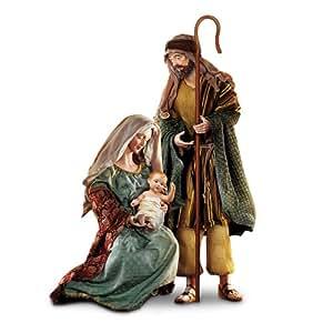 Nativity Set: Thomas Kinkade Holy Nativity Set by Hawthorne Village