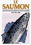 echange, troc Jean-Paul Dubé - Le saumon