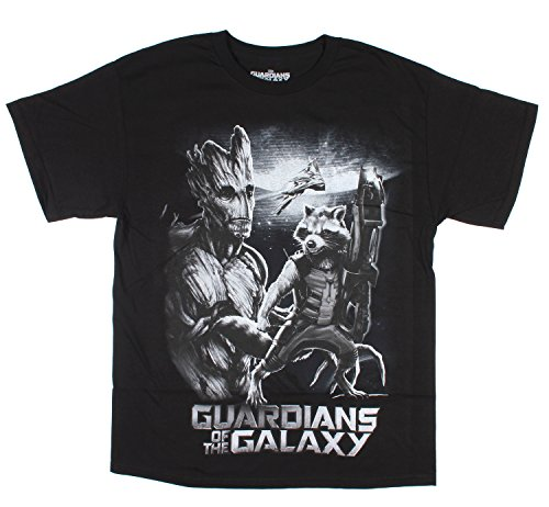 Marvel Comics Guardians of the Galaxy Licensed Graphic T-Shirt