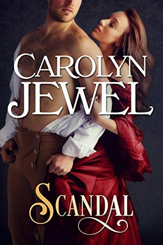 Scandal by Carolyn Jewel ebook deal