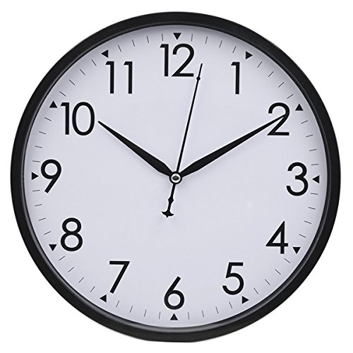 hippih-10-silent-quartz-decorative-wall-clock-with-glass-cover-non-ticking-digital