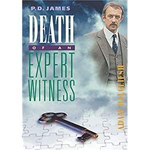 P.D. James James – Death of an Expert Witness