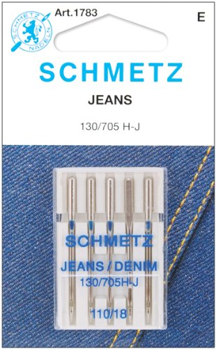 Cheapest Prices! Jean & Denim Machine Needles-Size 18/110 5/Pkg