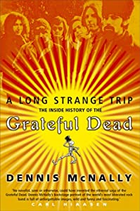 "Cover of ""A Long Strange Trip"""