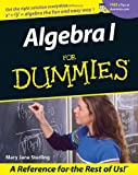 Algebra for Dummies (0764553259) by Sterling, Mary Jane