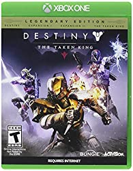Destiny: The Taken King by Activision Inc.