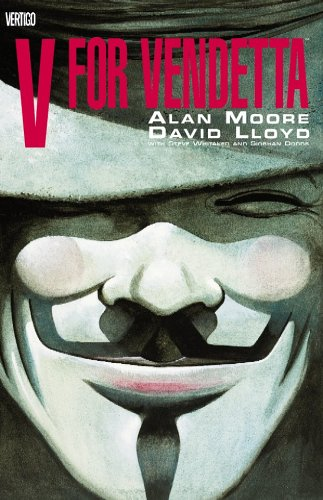 V For Vendetta Free Book Notes, Summaries, Cliff Notes and Analysis