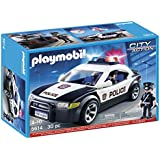 PLAYMOBIL Police Car Vehicle