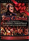 Ray Charles Celebrates: A Gospel Christmas w/Voices of Jubilation - Deluxe Edition (DVD/CD)