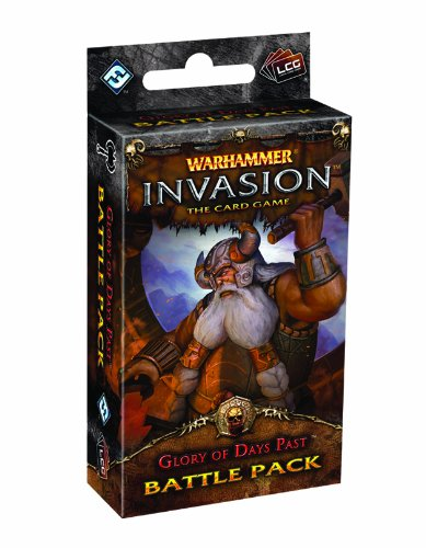 Warhammer Invasion LCG: Glory of Days Past Battle Pack - 1
