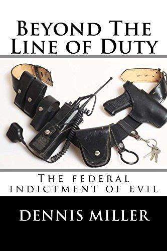 Dennis Miller - Beyond the Line of Duty: sample book