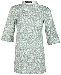 Century Women's Cotton Regular Fit Kurti