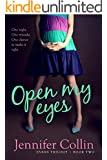 Open My Eyes (Evans Trilogy Book 2)