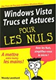 echange, troc Woody Leonhard - Windows Vista Trucs et Astuces pour les Nuls