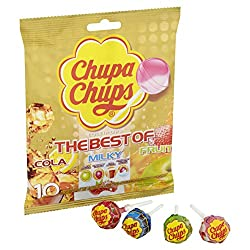 Chupa Chupa The Best of Lollies, 120g