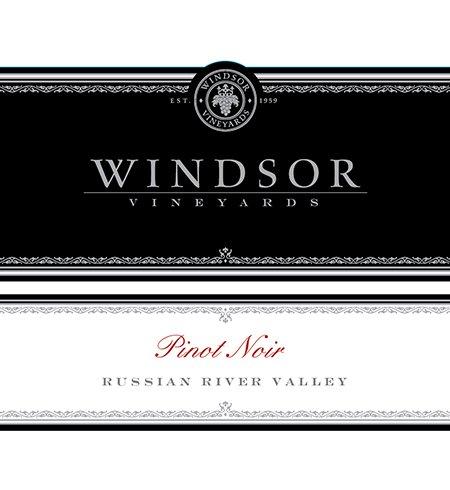 2012 Windsor Vineyards Pinot Noir, Russian River Valley, Platinum Series, 750Ml