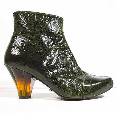 top price buffalo transparenter absatz womens ankle. Black Bedroom Furniture Sets. Home Design Ideas
