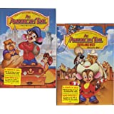 An American Tail / An American Tail Fievel Goes West (Full screen) (2 Pack) - Region 1 ~ Don Bluth