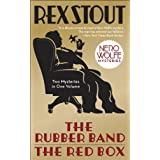 The Rubber Band/The Red Box 2-in-1 (Nero Wolfe) ~ Rex Stout