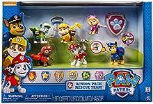 Comprar Paw Patrol 6024030 - Salvavidas Figurine, Paquete de 6