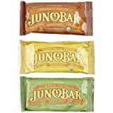 Bumble Bar Juno Bar Variety Pack, 1.6 Ounce (Pack Of 12)