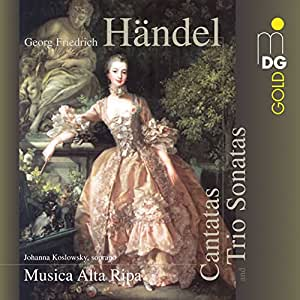 Cantratas & Trio Sonatas